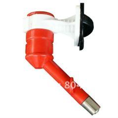 Water bottle nozzle head